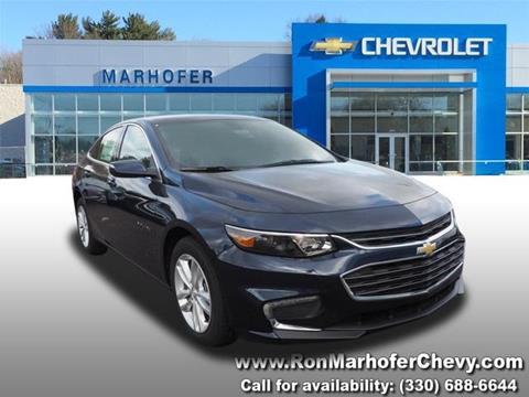 2018 Chevrolet Malibu for sale in Stow, OH