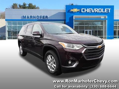 2018 Chevrolet Traverse for sale in Stow, OH