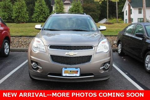 2011 Chevrolet Equinox for sale in Stow, OH