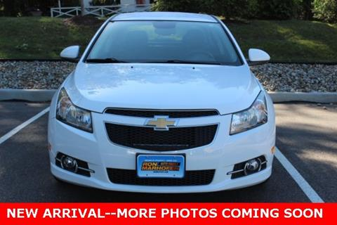 2013 Chevrolet Cruze for sale in Stow, OH