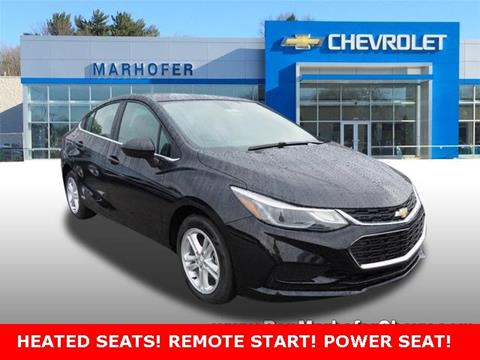 2018 Chevrolet Cruze for sale in Stow, OH