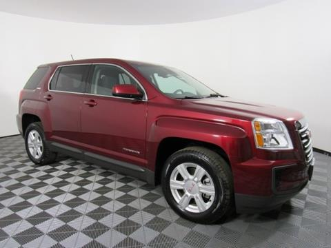 2016 GMC Terrain for sale in Stow, OH