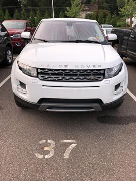 2013 Land Rover Range Rover Evoque for sale in Stow, OH