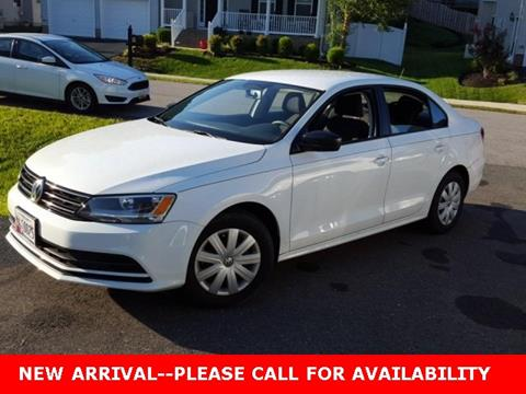 2015 Volkswagen Jetta for sale in Stow, OH