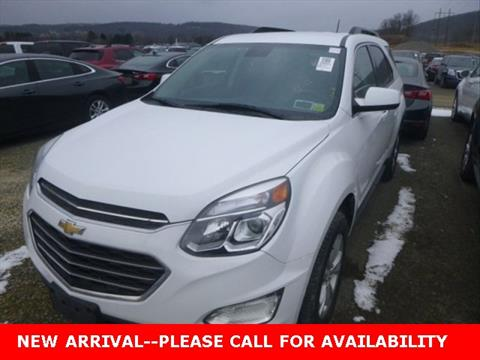 2016 Chevrolet Equinox for sale in Stow, OH