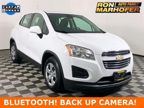 2016 Chevrolet Trax for sale in Stow, OH