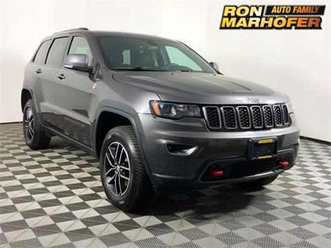 2017 Jeep Grand Cherokee for sale in Stow, OH