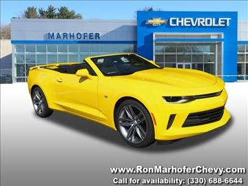2017 Chevrolet Camaro for sale in Stow, OH