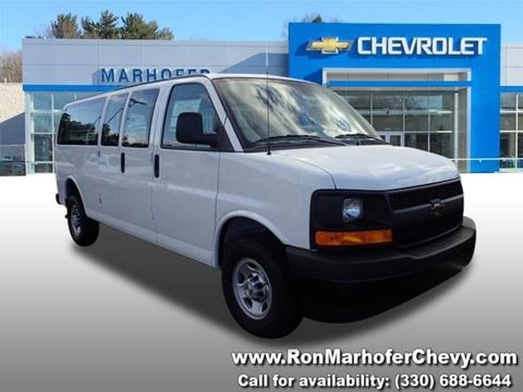 2017 Chevrolet Express Cargo for sale in Stow, OH