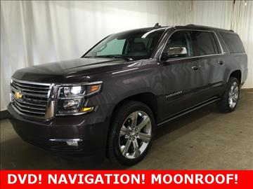 2016 Chevrolet Suburban for sale in Stow, OH