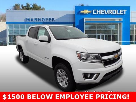 2017 Chevrolet Colorado for sale in Stow, OH