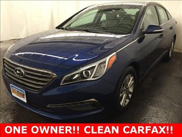 2016 Hyundai Sonata for sale in Stow, OH