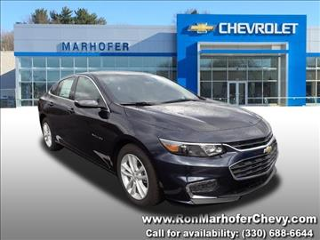 2017 Chevrolet Malibu for sale in Stow, OH