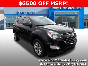 2017 Chevrolet Equinox for sale in Stow, OH