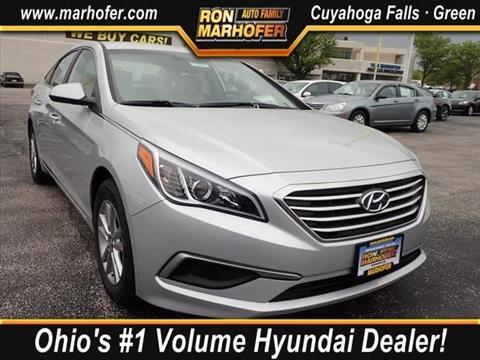 2017 Hyundai Sonata for sale in Cuyahoga Falls, OH
