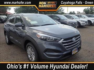 2017 Hyundai Tucson for sale in Cuyahoga Falls, OH