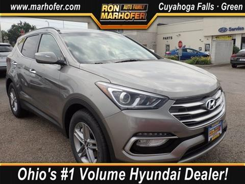 2018 Hyundai Santa Fe Sport for sale in Cuyahoga Falls, OH