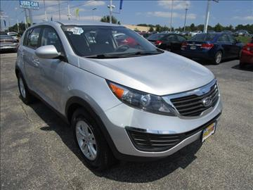 2011 Kia Sportage for sale in Cuyahoga Falls, OH