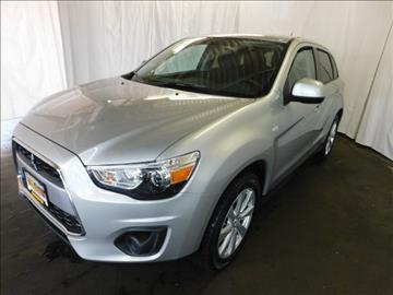2014 Mitsubishi Outlander Sport for sale in Cuyahoga Falls, OH