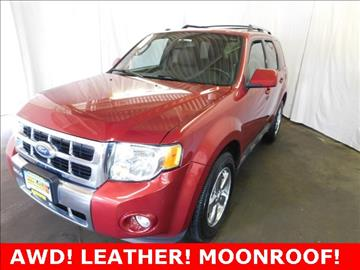 2012 Ford Escape for sale in Cuyahoga Falls, OH