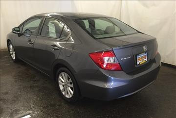 2012 Honda Civic for sale in Cuyahoga Falls, OH