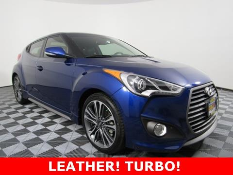 2016 Hyundai Veloster Turbo for sale in Cuyahoga Falls, OH