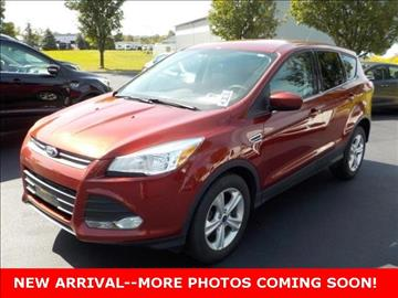 2015 Ford Escape for sale in Cuyahoga Falls, OH