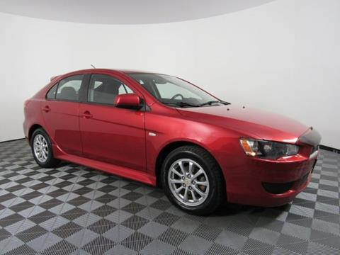 2011 Mitsubishi Lancer Sportback for sale in Cuyahoga Falls, OH