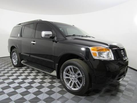 2011 Nissan Armada for sale in Cuyahoga Falls, OH