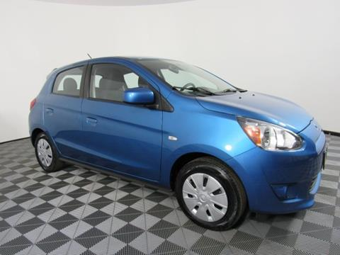 2015 Mitsubishi Mirage for sale in Cuyahoga Falls, OH