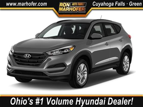 2017 Hyundai Tucson for sale in Cuyahoga Falls, OH