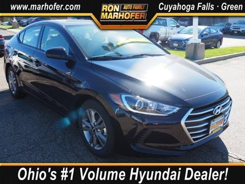 2018 Hyundai Elantra for sale in Cuyahoga Falls, OH