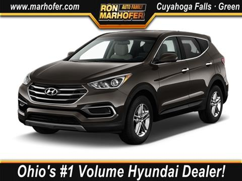 2018 Hyundai Santa Fe Sport for sale in Cuyahoga Falls, OH