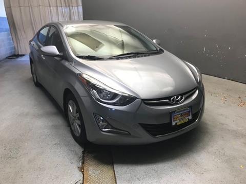 2015 Hyundai Elantra for sale in Cuyahoga Falls, OH