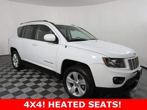 2015 Jeep Compass for sale in Cuyahoga Falls, OH