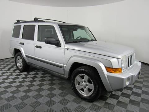 2006 Jeep Commander for sale in Cuyahoga Falls, OH
