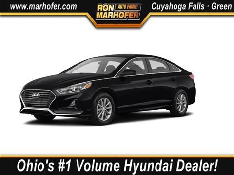 2018 Hyundai Sonata for sale in Cuyahoga Falls, OH