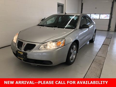 2008 Pontiac G6 for sale in Cuyahoga Falls, OH