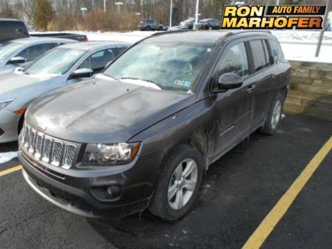 2016 Jeep Compass for sale in Cuyahoga Falls, OH