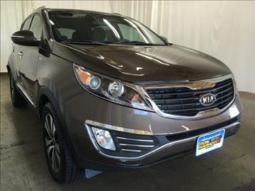 2012 Kia Sportage for sale in Cuyahoga Falls, OH