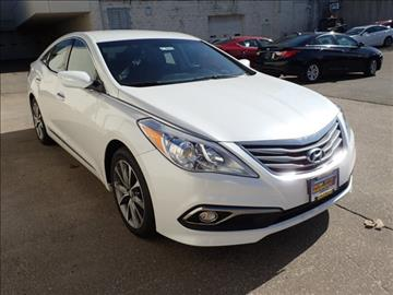 2017 Hyundai Azera for sale in Cuyahoga Falls, OH