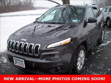 2014 Jeep Cherokee for sale in Cuyahoga Falls, OH