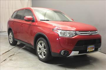 2015 Mitsubishi Outlander for sale in Cuyahoga Falls, OH