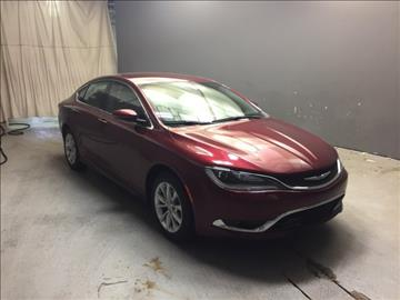 2015 Chrysler 200 for sale in Cuyahoga Falls, OH
