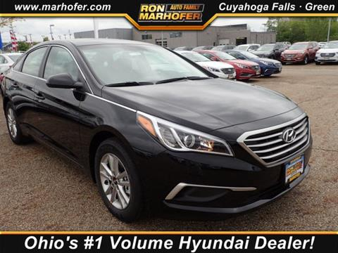 2017 Hyundai Sonata for sale in Akron, OH
