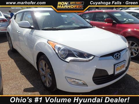 2017 Hyundai Veloster for sale in Akron, OH