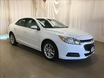 2015 Chevrolet Malibu for sale in Akron, OH