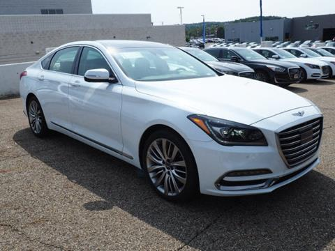 Genesis G80 For Sale In Akron Oh Carsforsale Com