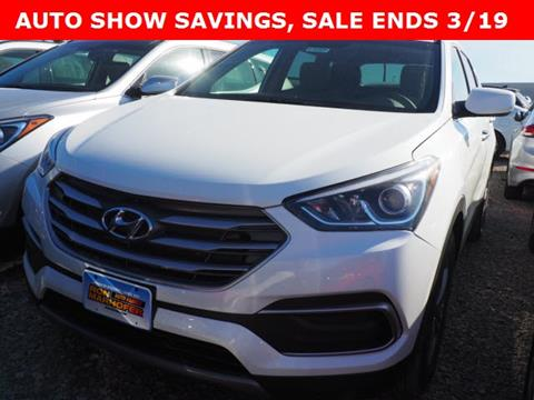 2018 Hyundai Santa Fe Sport for sale in Akron, OH