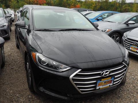 2018 Hyundai Elantra for sale in Akron, OH